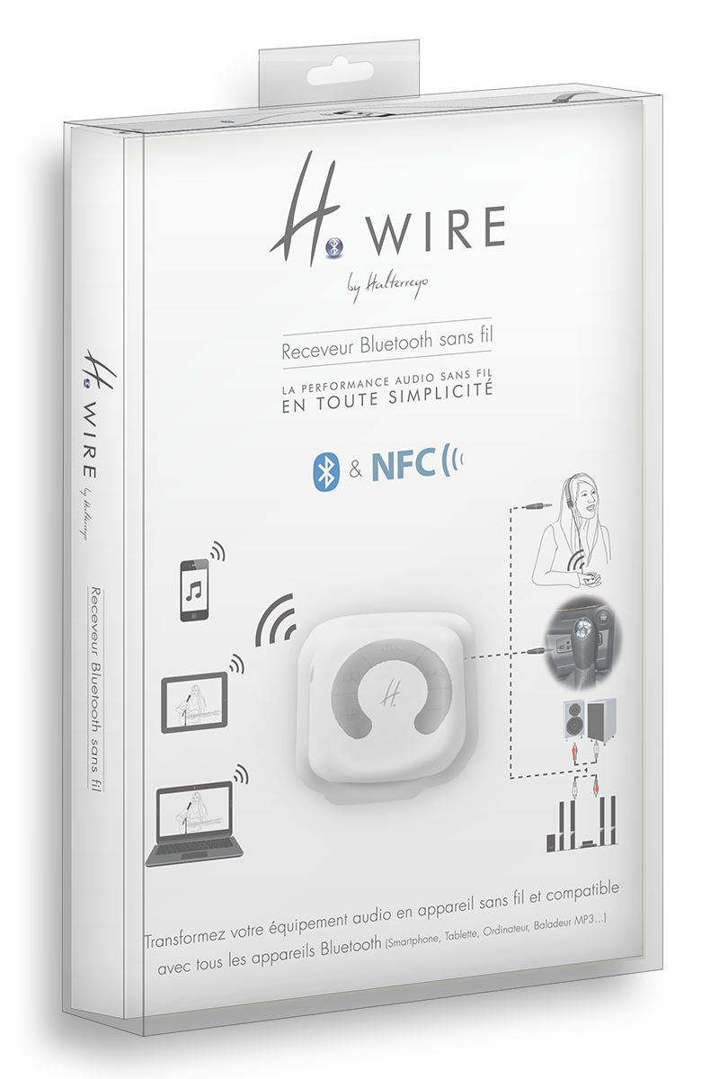 receveur bluetooth H Wire