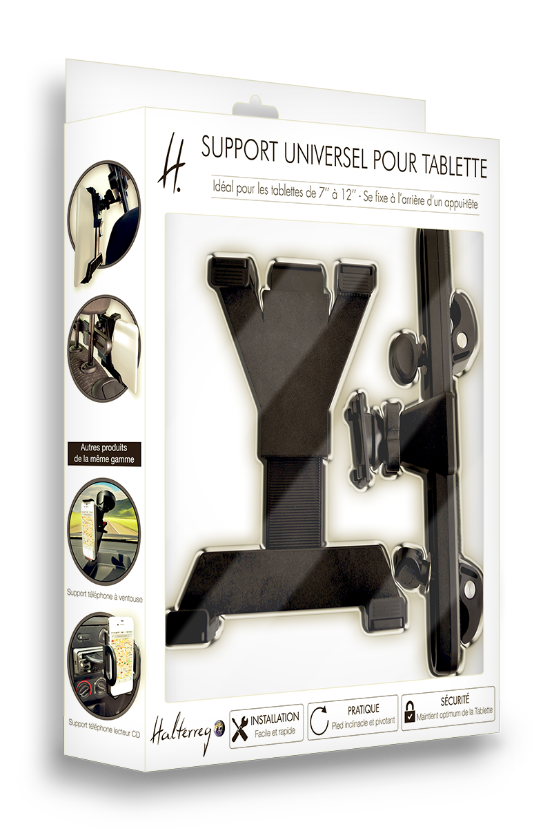 Support pour tablette